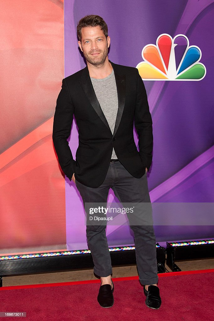 Nate Berkus attends the 2013 NBC Upfront Presentation Red Carpet Event at Radio City Music Hall on May 13, 2013 in New York City.