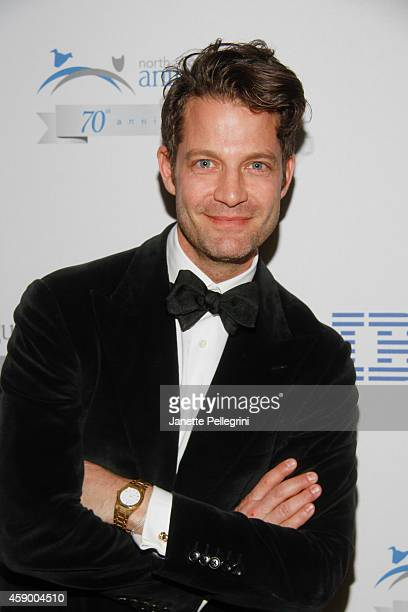 Nate Berkus attends the North Shore Animal League America 2014 Celebrity Gala at The Plaza Hotel on November 14 2014 in New York City