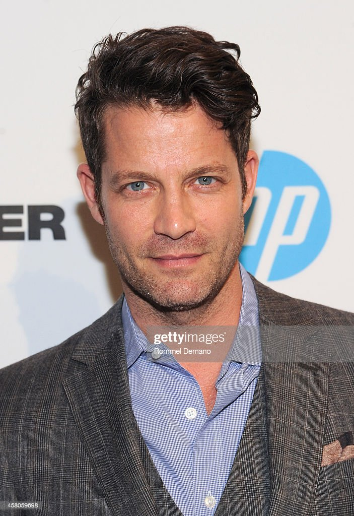 Nate Berkus attends the Paper Magazine New Technology Launch at Center 545 on October 29, 2014 in New York City.