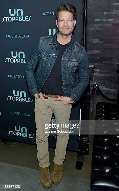 Nate Berkus attends the Unstopables Launch Event at Maison 24 on February 19 2015 in New York City
