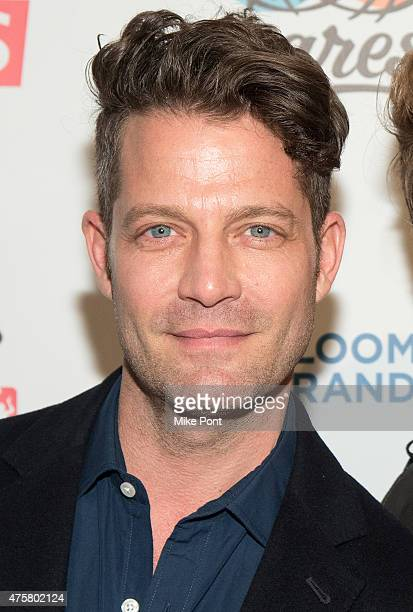 Nate Berkus attends the Up2Us Sports Gala at IAC Building on June 3 2015 in New York City