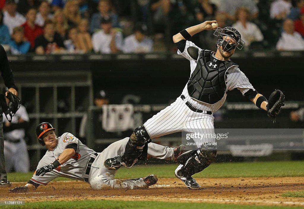 Baltimore Orioles v Chicago White Sox