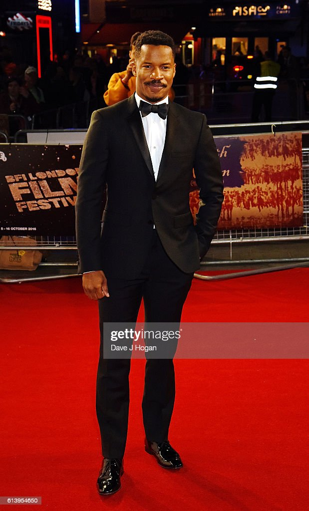 'The Birth Of A Nation' -  International Premiere - 60th BFI London Film Festival - VIP Arrivals