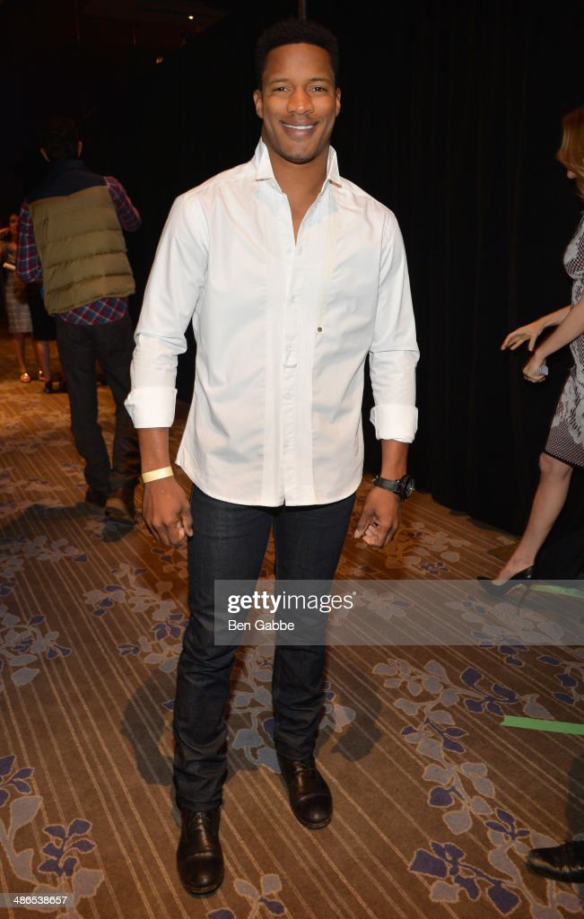 <a gi-track='captionPersonalityLinkClicked' href=/galleries/search?phrase=Nate+Parker+-+Actor&family=editorial&specificpeople=14598637 ng-click='$event.stopPropagation()'>Nate Parker</a> attends the TFF Awards Night during the 2014 Tribeca Film Festival at Conrad New York on April 24, 2014 in New York City.