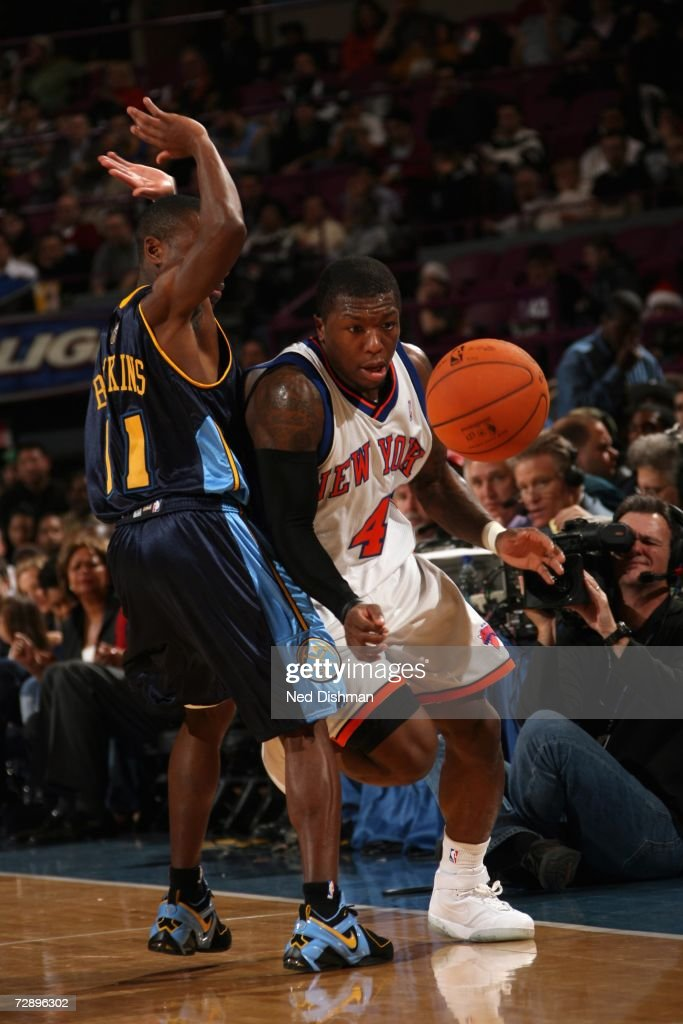 Earl Boykins And Nate Robinson