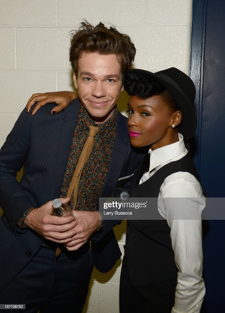 <a gi-track='captionPersonalityLinkClicked' href=/galleries/search?phrase=Nate+Ruess&family=editorial&specificpeople=6897270 ng-click='$event.stopPropagation()'>Nate Ruess</a> of Fun. and <a gi-track='captionPersonalityLinkClicked' href=/galleries/search?phrase=Janelle+Monae&family=editorial&specificpeople=715847 ng-click='$event.stopPropagation()'>Janelle Monae</a> attend The GRAMMY Nominations Concert Live!! held at Bridgestone Arena on December 5, 2012 in Nashville, Tennessee.