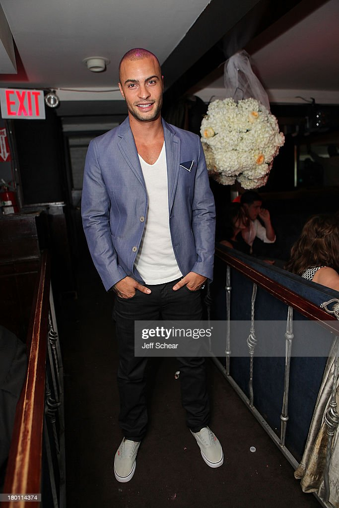 Nate Ryan attends the MIAMI MONKEY Premiere Party Presented By JustJenn Productions And The Weinstein Company at 49 Grove on September 8, 2013 in New York City.