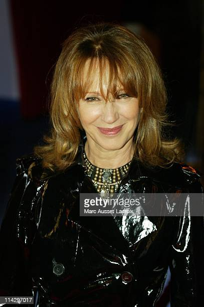 Nathalie Baye during 32nd Cesar Awards Ceremony Arrivals at Theatre du Chatelet in Paris France