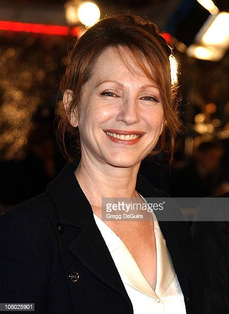 Nathalie Baye during 'Catch Me If You Can' Los Angeles Premiere at Mann Village Theatre in Westwood California United States
