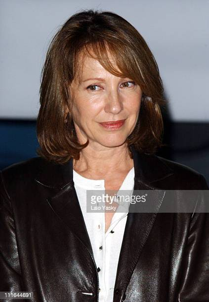 Nathalie Baye during Natalie Baye Presents a Special Screening of 'La FLeur Du Mal' in Madrid at French Institute in Madrid Spain