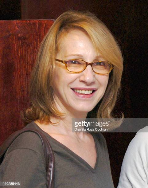 Nathalie Baye during RendezVous with French Cinema 2006 Press Lunch with Nathalie Baye at Josephina in New York New York United States