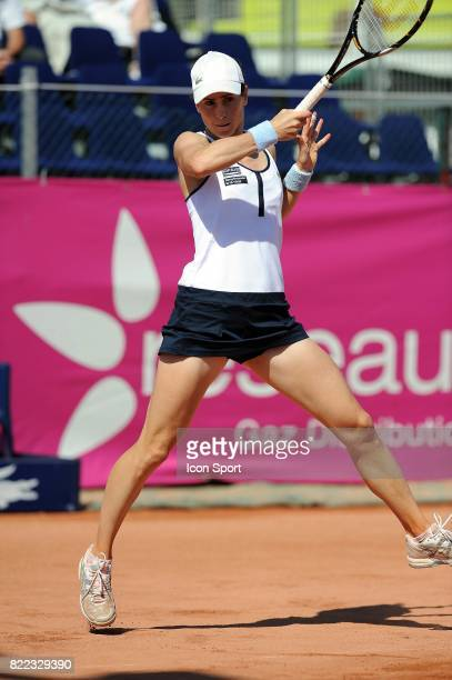 Nathalie DECHY Tournoi WTA de Strasbourg 2009 Strasbourg