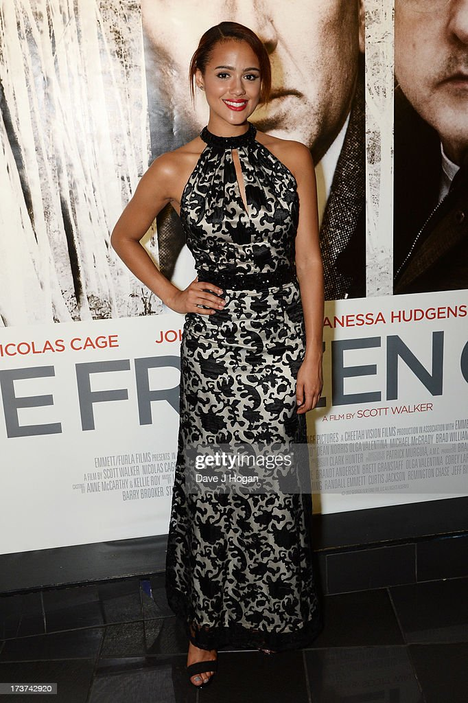 <a gi-track='captionPersonalityLinkClicked' href=/galleries/search?phrase=Nathalie+Emmanuel&family=editorial&specificpeople=4305836 ng-click='$event.stopPropagation()'>Nathalie Emmanuel</a> attends the UK premiere of 'The Frozen Ground' at The Vue Leicester Square on July 17, 2013 in London, England.