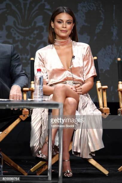 Nathalie Kelley attends the 2017 Summer TCA Tour CW Panels at The Beverly Hilton Hotel on August 2 2017 in Beverly Hills California