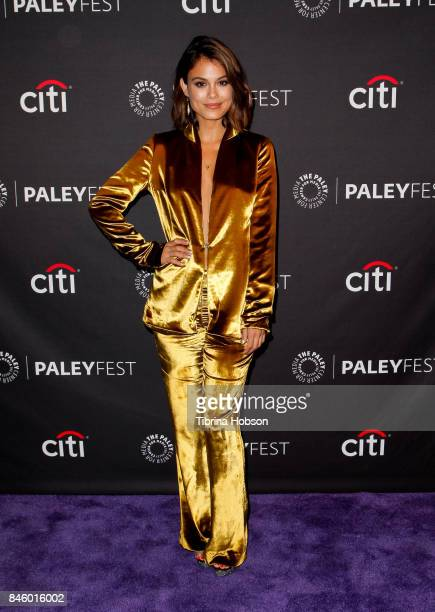 Nathalie Kelley attends The Paley Center for Media's 11th annual PaleyFest Fall TV Previews for The CW at The Paley Center for Media on September 9...