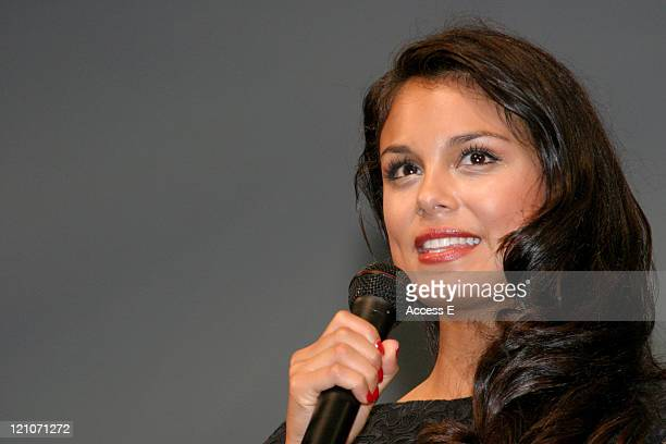 Nathalie Kelley during 'The Fast and the Furious Tokyo Drift' Tokyo Premiere Stage Greeting at Tokyo International Forum in Tokyo Japan