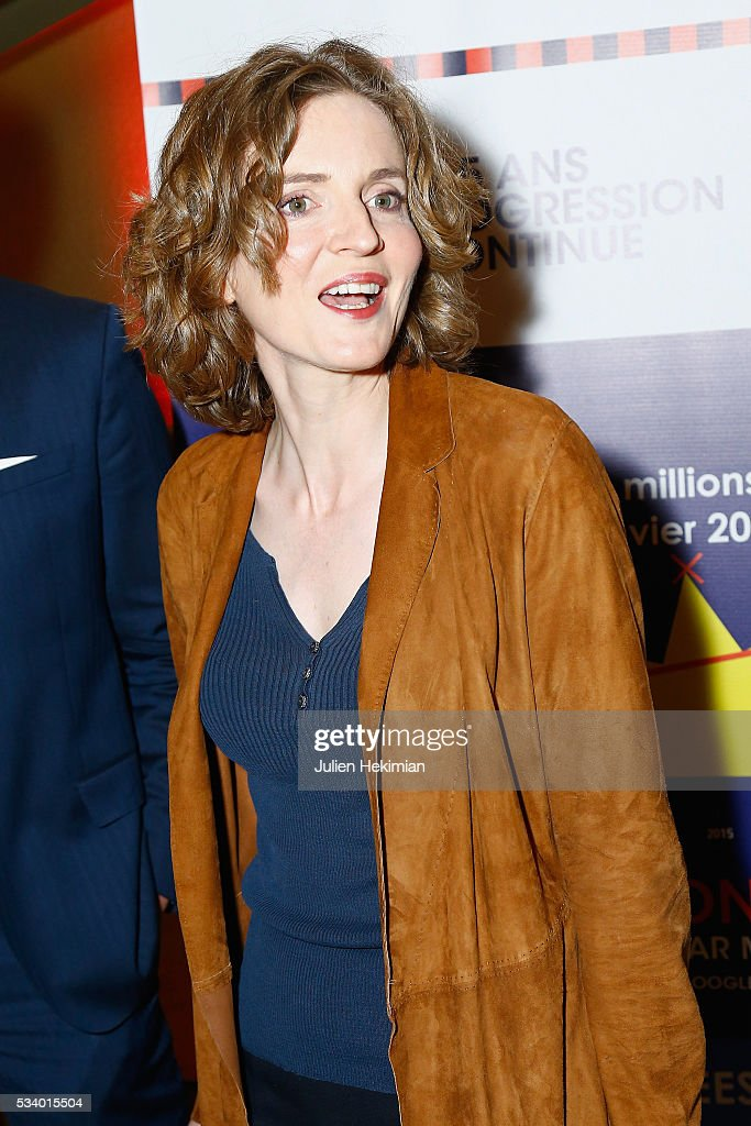 Nathalie Kosciusko Morizet attends the Atlantico 5th Anniversary at Cafe Campana at Musee d'Orsay on May 24, 2016 in Paris, France.