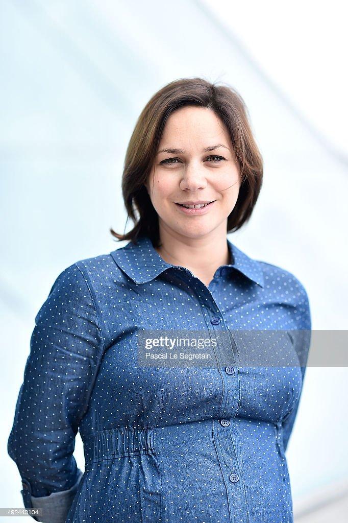 Nathalie Pechalat attends the 26 th edition of Sportel Monaco at Grimaldi Forum on October 13 2015 in MonteCarlo Monaco