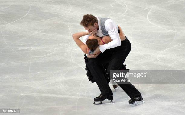 Nathalie PECHALAT / Fabian BOURZAT Danse Trophee Eric Bompard 2012 Paris Photo Dave Winter / Icon Sport