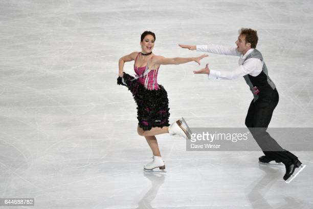 Nathalie PECHALAT / Fabian BOURZAT Programme Court Couples Trophee Eric Bompard 2012 Paris Photo Dave Winter / Icon Sport