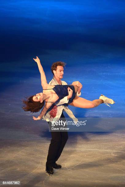 Nathalie PECHALAT / Fabien BOURZAT Gala Trophee Eric Bompard 2012 Photo Dave Winter / Icon Sport