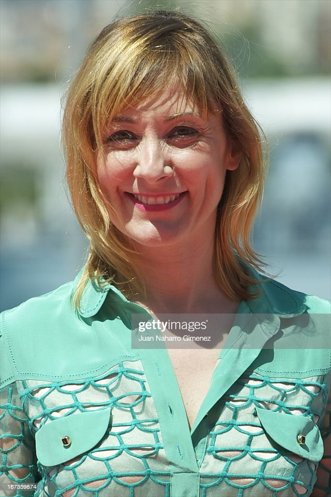 Nathalie Poza attends 'Todas Las Mujeres' photocall during 16 Malaga Film Festival at Port on April 24, 2013 in Malaga, Spain.