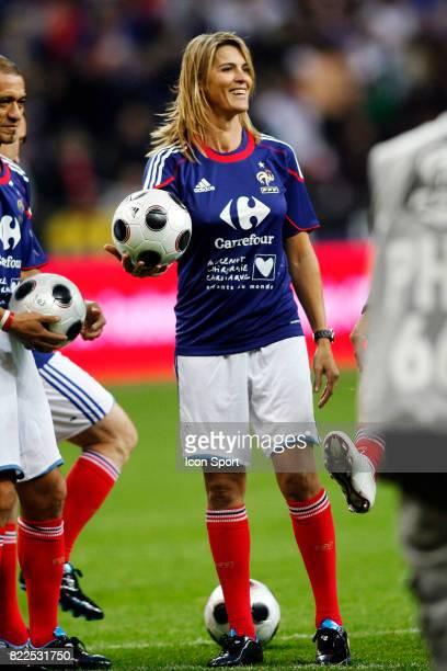 Nathalie SIMON France / Eire Barrage retour Qualifications Coupe du Monde 2010 Stade de France Saint Denis