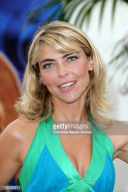 Nathalie Vincent during 2007 Monte Carlo Television Festival Nathalie Vincent Photocall at Grimaldi Forum in Monte Carlo Monaco
