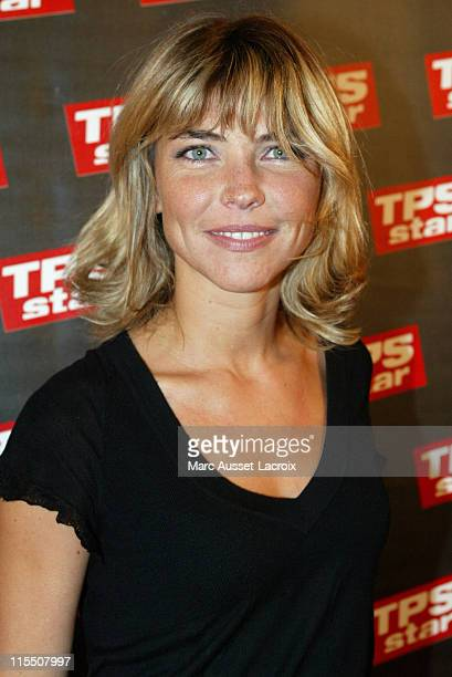 Nathalie Vincent during TV TPS Star Celebrates 1000th Episode of its Program 'Star' December 11 2006 in Paris France