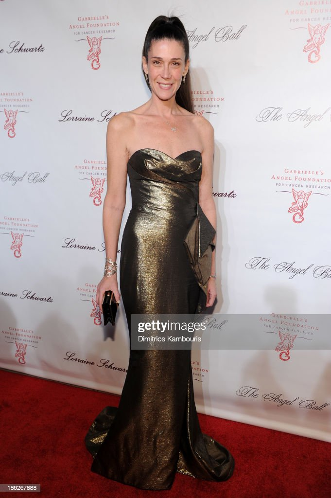 Nathalie von Bismarck attends Gabrielle's Angel Foundation Hosts Angel Ball 2013 at Cipriani Wall Street on October 29 2013 in New York City