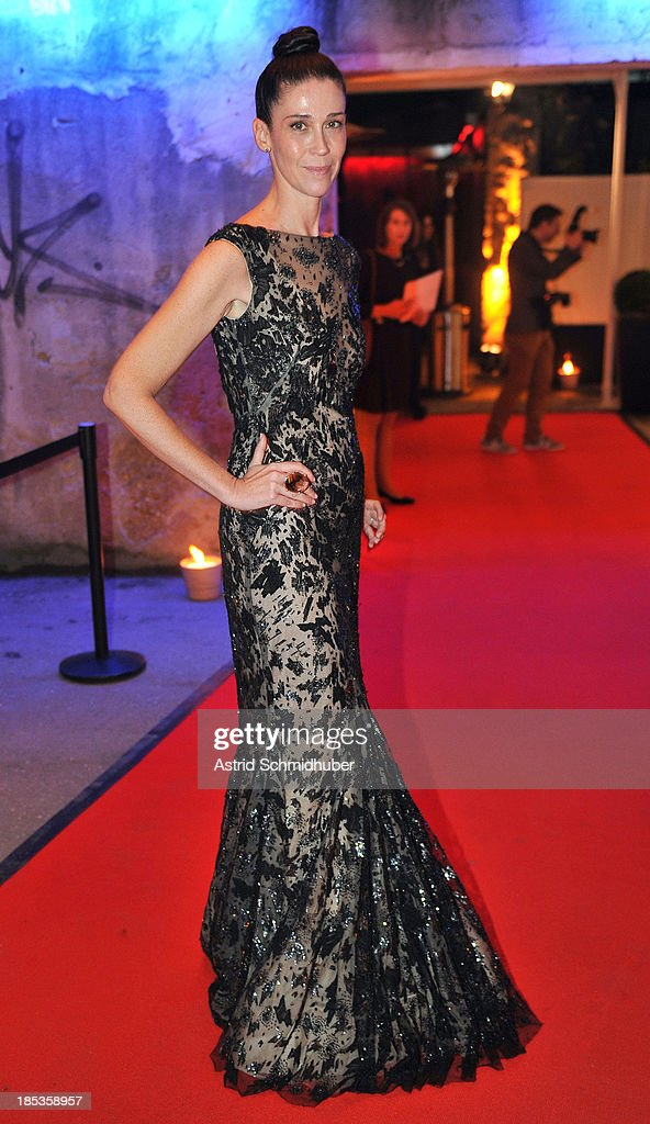 Nathalie von Bismarck attends the Hadassah Dinner And Dance Charity Gala at the Kesselhaus on October 19, 2013 in Munich, Germany.