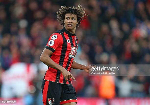 Nathan Ake of Bournemouth during the Premier League match between AFC Bournemouth and Liverpool at Vitality Stadium on December 4 2016 in Bournemouth...