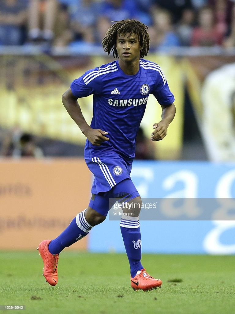 Nathan Ake of Chelsea during the friendly match between Vitesse Arnhem and Chelsea at Gelredome on July 30, 2014 in Arnhem, The Netherlands