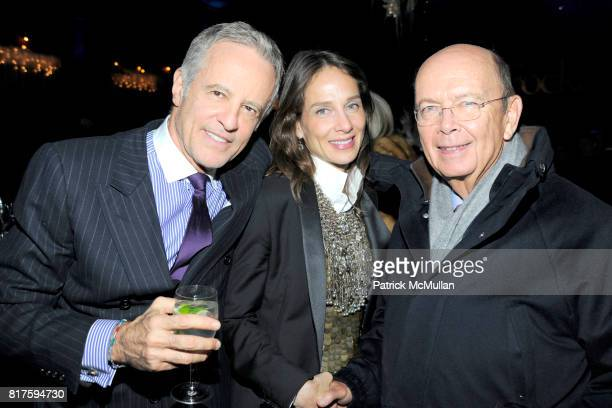 Nathan Bernstein Marcia Mishaan and Wilbur Ross attend World Premiere of Universal Pictures and Paramount Pictures' LITTLE FOCKERS benefiting the...