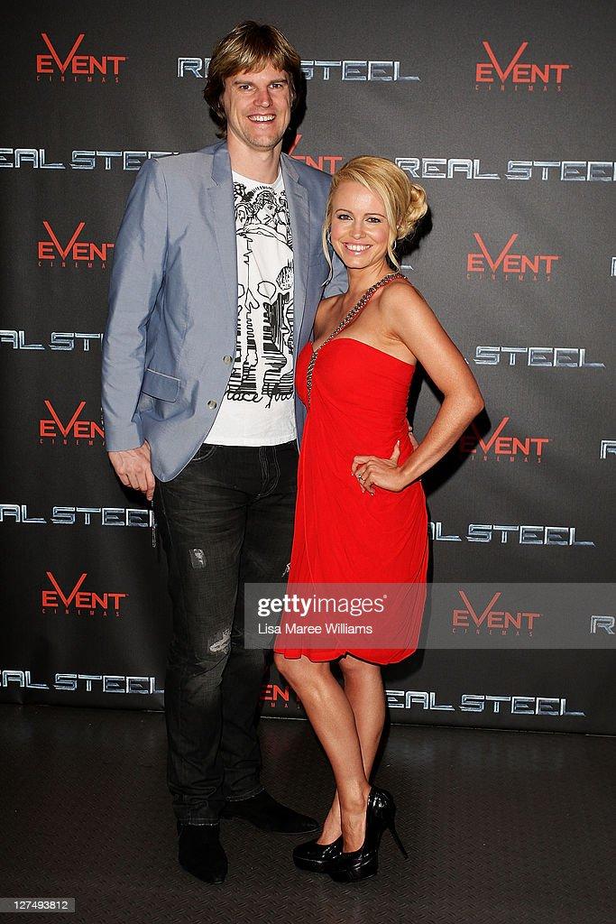 """""""Real Steel"""" Australian Premiere"""