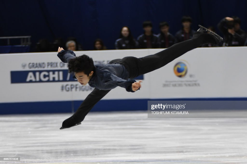Нэтан Чен / Nathan CHEN USA - Страница 5 Nathan-chen-of-the-us-competes-during-the-mens-free-skating-event-of-picture-id888251808
