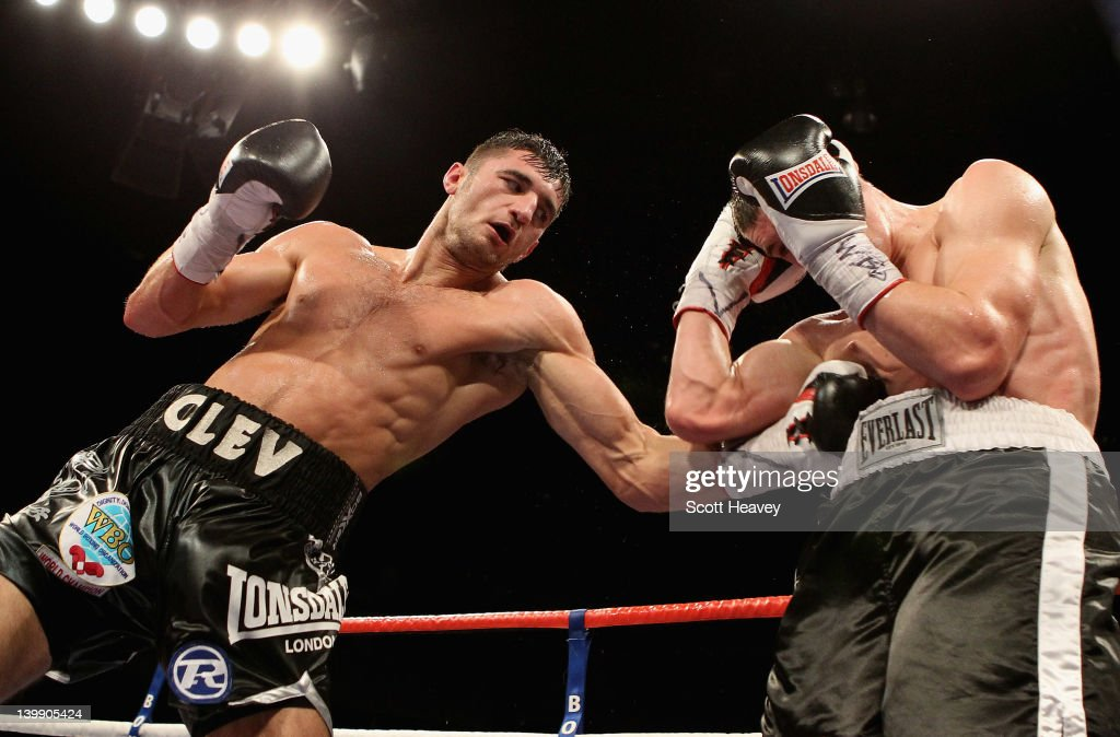 Nathan Cleverly v Tommy Karpency - WBO World Light-Heavyweight Title Fight