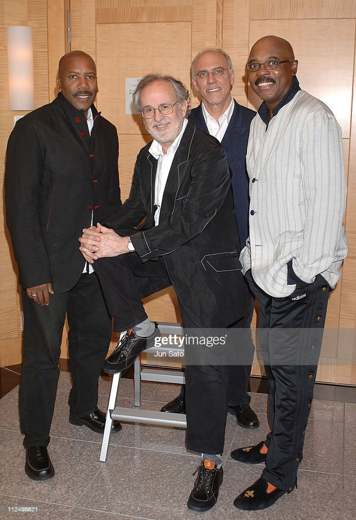 "Fourplay New Album ""Journey"" - Press Call by BMG Japan"