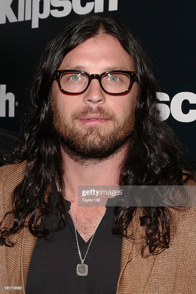 <a gi-track='captionPersonalityLinkClicked' href=/galleries/search?phrase=Nathan+Followill&family=editorial&specificpeople=221434 ng-click='$event.stopPropagation()'>Nathan Followill</a> attends the Klipsch Audio And Kings Of Leon Host 'Mechanical Bull' Listening Party at the Electric Room at Dream Downtown on September 23, 2013 in New York City.