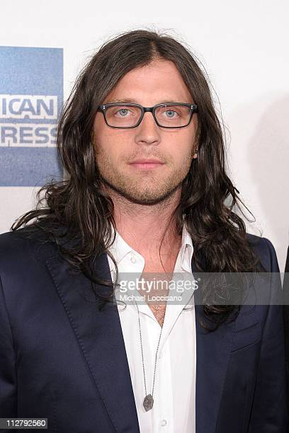 Nathan Followill of Kings of Leon attends the premiere of 'Talihina Sky The Story of Kings of Leon' during the 2011 Tribeca Film Festival at BMCC...