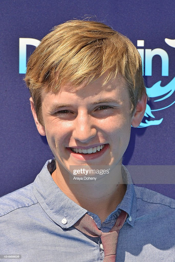 Nathan Gamble attends the premiere of 'Dolphin Tale 2' at Regency Village Theatre on September 7, 2014 in Westwood, California.