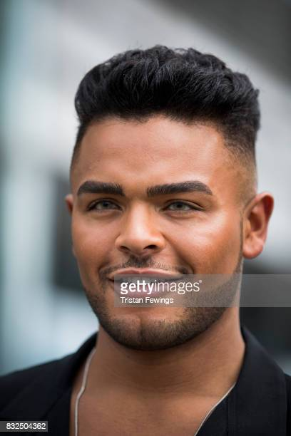 Nathan Henry attends the Geordie Shore Land of Hope and Geordie photocall to celebrate the launch of series 15 on August 16 2017 in London England