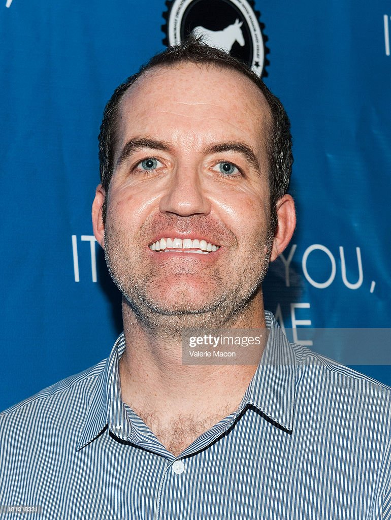 Nathan Ives arrives at the premiere of 'It's Not You, It's Me' at Downtown Independent Theatre on September 18, 2013 in Los Angeles, California.