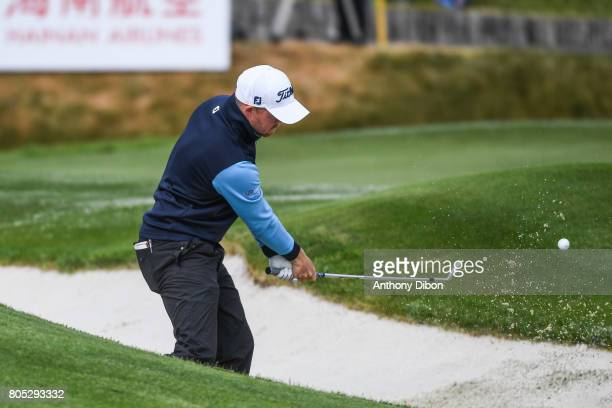 Nathan Kimsey during the day 3 of the HNA French Open on July 1 2017 in SaintQuentinenYvelines France