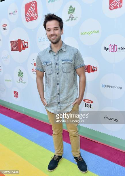Nathan Kress at Step 2 Presents 6th Annual Celebrity Red CARpet Safety Awareness Event on September 23 2017 in Culver City California