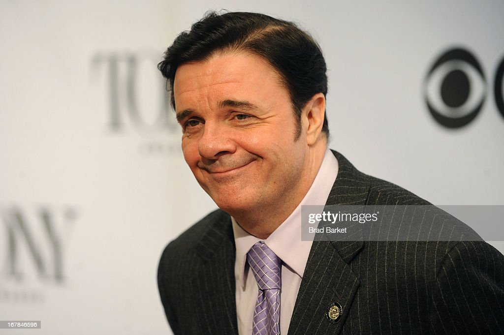 <a gi-track='captionPersonalityLinkClicked' href=/galleries/search?phrase=Nathan+Lane&family=editorial&specificpeople=209367 ng-click='$event.stopPropagation()'>Nathan Lane</a> attends the 2013 Tony Awards Meet The Nominees Press Reception on May 1, 2013 in New York City.
