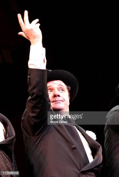 Nathan Lane during Nathan Lane and Matthew Broderick Return to Broadway in The Mel Brooks' Musical Comedy 'The Producers' at The St James Theater in...