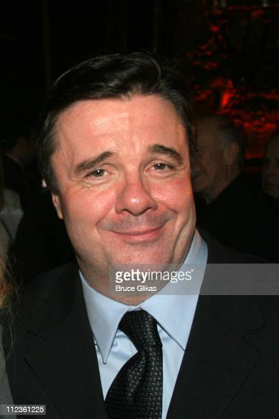 Nathan Lane during 'The Producers' New York City Premiere After Party at The Metropolitan Club in New York City New York United States