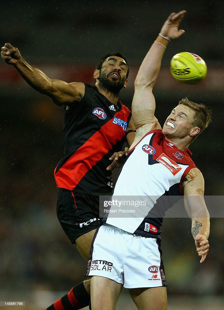 AFL Rd 10 - Essendon v Melbourne