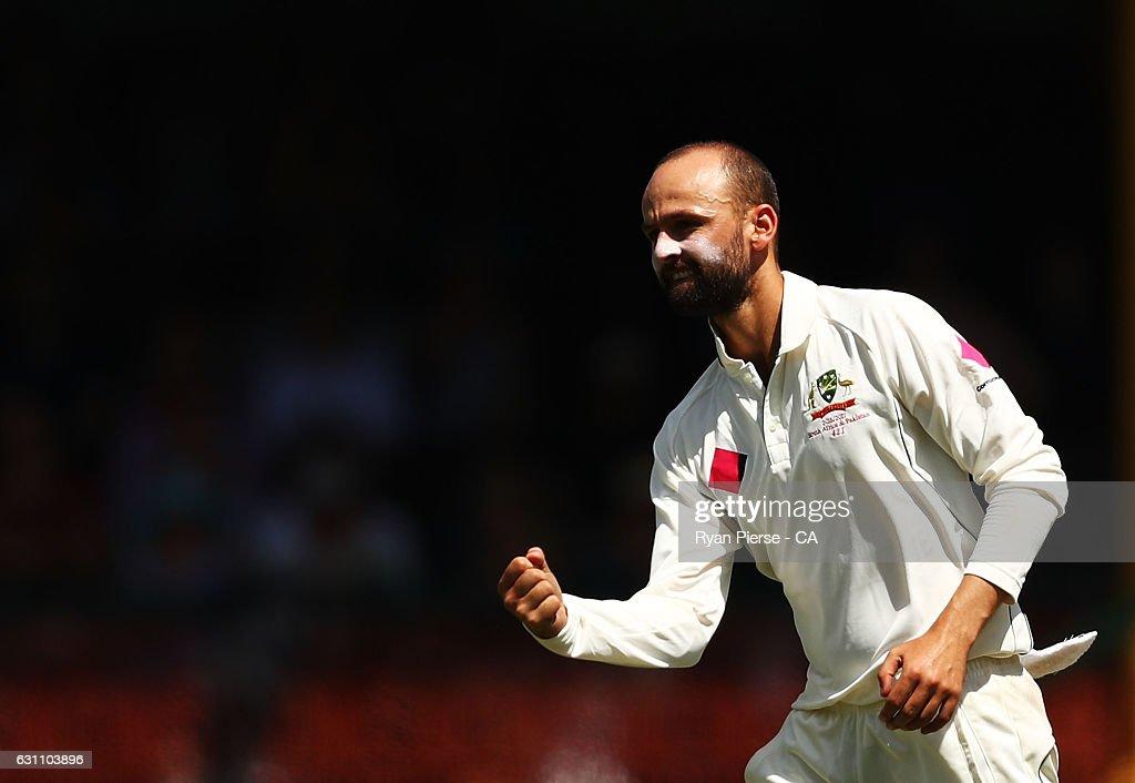 Australia v Pakistan - 3rd Test: Day 5 : News Photo